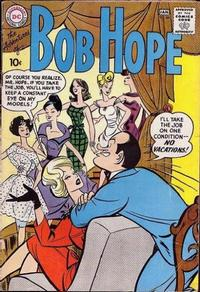 Cover Thumbnail for The Adventures of Bob Hope (DC, 1950 series) #66