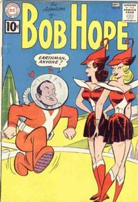 Cover Thumbnail for The Adventures of Bob Hope (DC, 1950 series) #70