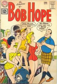 Cover Thumbnail for The Adventures of Bob Hope (DC, 1950 series) #72
