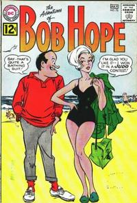 Cover Thumbnail for The Adventures of Bob Hope (DC, 1950 series) #75