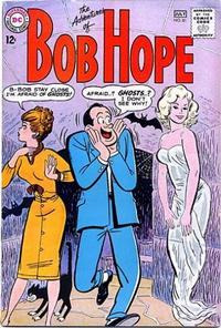 Cover Thumbnail for The Adventures of Bob Hope (DC, 1950 series) #81