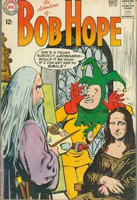 Cover Thumbnail for The Adventures of Bob Hope (DC, 1950 series) #82