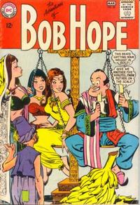 Cover Thumbnail for The Adventures of Bob Hope (DC, 1950 series) #85