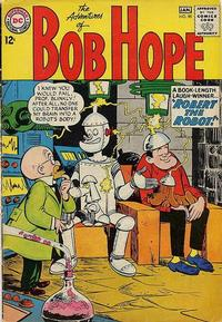 Cover Thumbnail for The Adventures of Bob Hope (DC, 1950 series) #90
