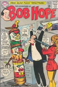 Cover Thumbnail for The Adventures of Bob Hope (DC, 1950 series) #93