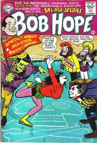 Cover Thumbnail for The Adventures of Bob Hope (DC, 1950 series) #97