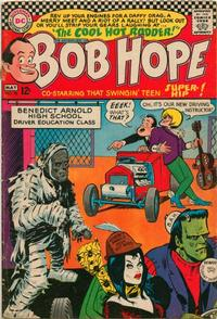 Cover Thumbnail for The Adventures of Bob Hope (DC, 1950 series) #98