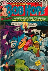 Cover Thumbnail for The Adventures of Bob Hope (DC, 1950 series) #105