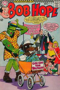 Cover Thumbnail for The Adventures of Bob Hope (DC, 1950 series) #106