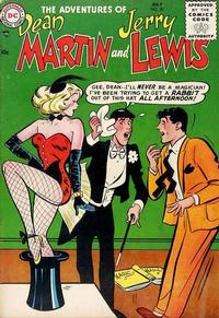 Cover Thumbnail for The Adventures of Dean Martin & Jerry Lewis (DC, 1952 series) #30