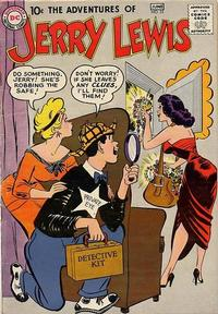 Cover Thumbnail for The Adventures of Jerry Lewis (DC, 1957 series) #52