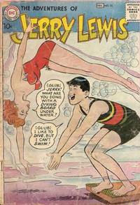 Cover Thumbnail for The Adventures of Jerry Lewis (DC, 1957 series) #55