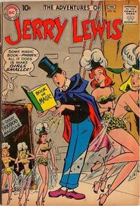 Cover Thumbnail for The Adventures of Jerry Lewis (DC, 1957 series) #56