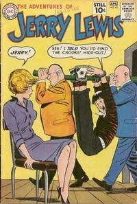 Cover Thumbnail for The Adventures of Jerry Lewis (DC, 1957 series) #63
