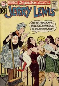 Cover Thumbnail for The Adventures of Jerry Lewis (DC, 1957 series) #66