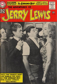 Cover Thumbnail for The Adventures of Jerry Lewis (DC, 1957 series) #68
