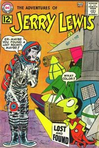 Cover Thumbnail for The Adventures of Jerry Lewis (DC, 1957 series) #71