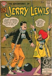 Cover Thumbnail for The Adventures of Jerry Lewis (DC, 1957 series) #73