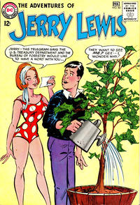 Cover Thumbnail for The Adventures of Jerry Lewis (DC, 1957 series) #80