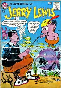 Cover Thumbnail for The Adventures of Jerry Lewis (DC, 1957 series) #81