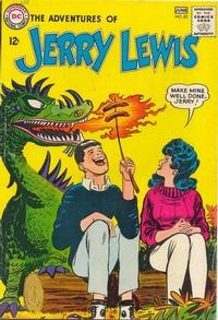 Cover Thumbnail for The Adventures of Jerry Lewis (DC, 1957 series) #82