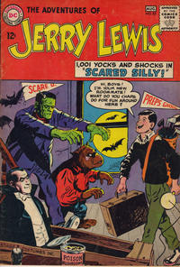 Cover Thumbnail for The Adventures of Jerry Lewis (DC, 1957 series) #83