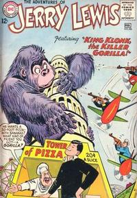 Cover Thumbnail for The Adventures of Jerry Lewis (DC, 1957 series) #86