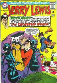 Cover Thumbnail for The Adventures of Jerry Lewis (DC, 1957 series) #91