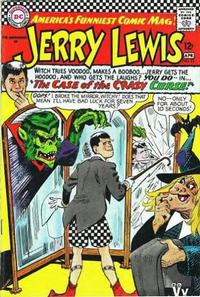 Cover Thumbnail for The Adventures of Jerry Lewis (DC, 1957 series) #93