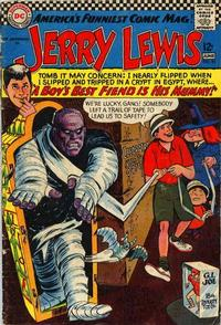 Cover Thumbnail for The Adventures of Jerry Lewis (DC, 1957 series) #94