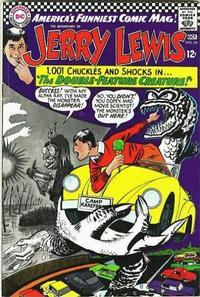 Cover Thumbnail for The Adventures of Jerry Lewis (DC, 1957 series) #96