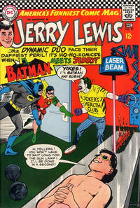 Cover Thumbnail for The Adventures of Jerry Lewis (DC, 1957 series) #97