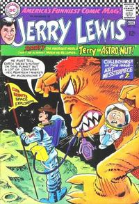 Cover Thumbnail for The Adventures of Jerry Lewis (DC, 1957 series) #101