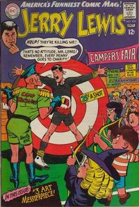 Cover Thumbnail for The Adventures of Jerry Lewis (DC, 1957 series) #102