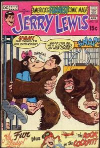 Cover Thumbnail for The Adventures of Jerry Lewis (DC, 1957 series) #123