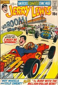 Cover Thumbnail for The Adventures of Jerry Lewis (DC, 1957 series) #124