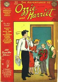 Cover Thumbnail for The Adventures of Ozzie & Harriet (DC, 1949 series) #2