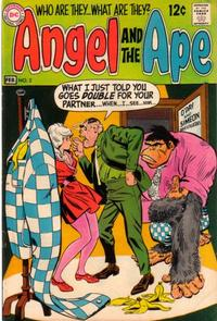Cover Thumbnail for Angel and the Ape (DC, 1968 series) #2