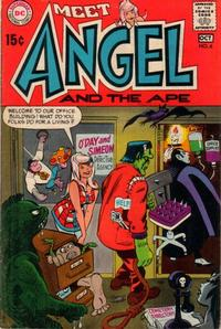 Cover Thumbnail for Angel and the Ape (DC, 1968 series) #6