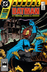 Cover Thumbnail for Batman Annual (DC, 1961 series) #12
