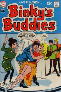 Cover Thumbnail for Binky's Buddies (DC, 1969 series) #3