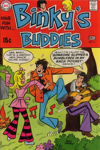 Cover Thumbnail for Binky's Buddies (DC, 1969 series) #6