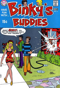 Cover Thumbnail for Binky's Buddies (DC, 1969 series) #9