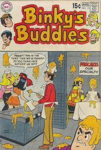 Cover Thumbnail for Binky's Buddies (DC, 1969 series) #10
