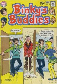 Cover Thumbnail for Binky's Buddies (DC, 1969 series) #12