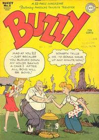 Cover Thumbnail for Buzzy (DC, 1945 series) #5