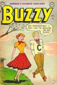 Cover Thumbnail for Buzzy (DC, 1944 series) #56