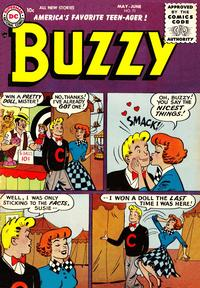 Cover Thumbnail for Buzzy (DC, 1945 series) #71