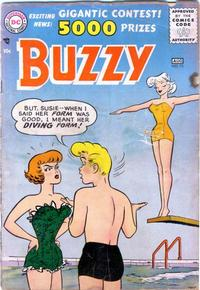 Cover Thumbnail for Buzzy (DC, 1944 series) #72