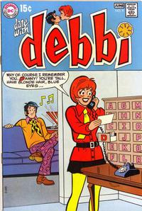 Cover Thumbnail for Date with Debbi (DC, 1969 series) #9